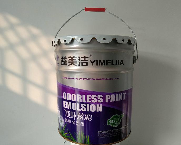 净味炫彩健康墙面漆